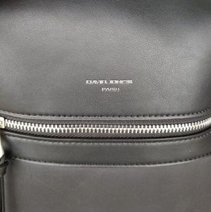 3ee426ac193 David Jones Paris Bags - David Jones Paris backpack in Black